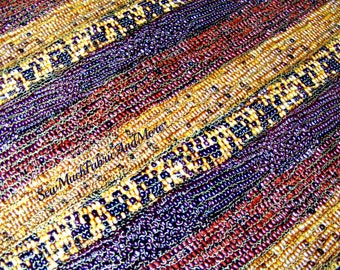 Autumn Fauna Ornamental Corn Fabric ~Fall~Thanksgiving~By the 1/2 yd~cotton~Kanvas Benartex