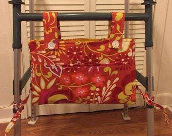 Walker Frame/ Assisted Living Tote Bag