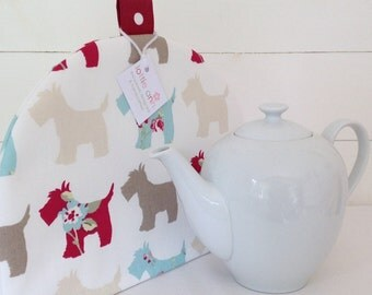 Scotties Tea Cosy, Dogs Tea Cosy