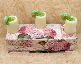 Gift Pack Moisturizing Soap Organic Soap Handmade Soap Coconut Lime Soap Gift Soap