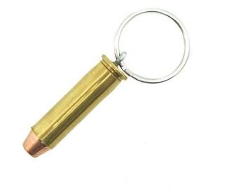 357 magnum Brass Bullet Keychain (42-40-9474)