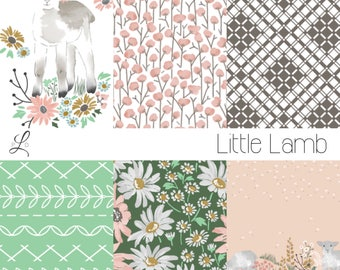 Little Lamb | Nursery Bedding Collection