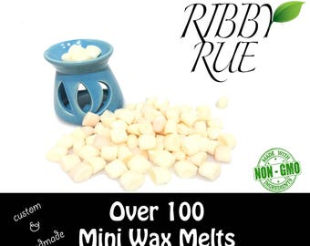 Highly Scented Concentrated Mini Wax Tart Melts For Warmer Fragrance Soy (Over 100 Pieces) FREE SHIPPING SHIP
