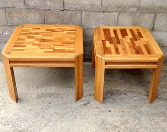 Mid Century Coffee Table,Modern Coffee Table,Mid Century End Tables,Pair of End Tables,Set of End Table,Living Room Tables,Coffee Table Set