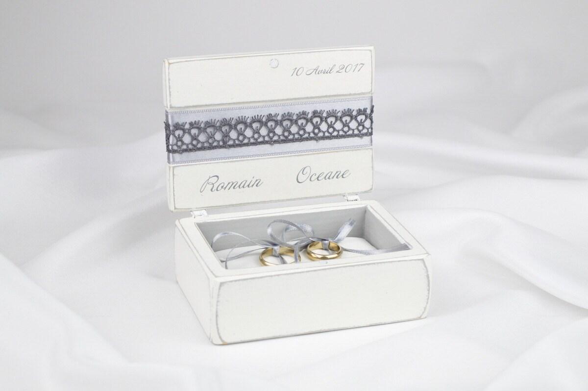 ring kasten ring tr ger kasten ringkissen hochzeit ring. Black Bedroom Furniture Sets. Home Design Ideas