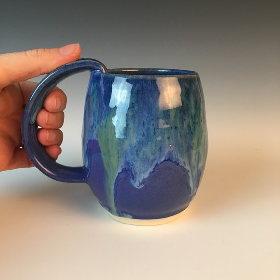 Northwest Mug in Blue