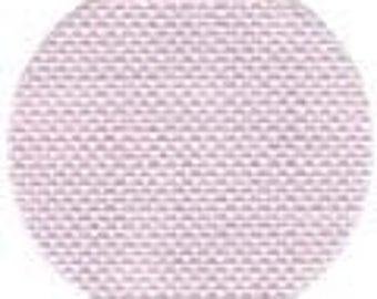 VIOLET MIST 32 Count Linen - Wichelt-Permin | High Quality Premium Linen Suitable for Cross Stitch, Pulled Thread | 100% Premium Linen