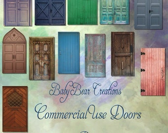 Commercial Use Doors