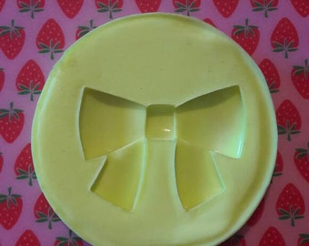 BOW RIBBON silicon mold silicone rubber mold