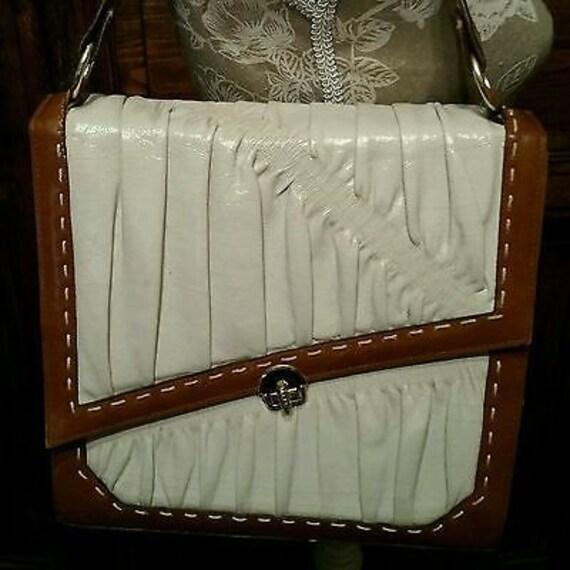 Cool Two-Tone Handbag by Stylecraft Miami