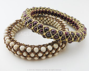 The Sultan Bangle PDF Pattern