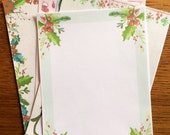 CHRISTMAS AND WINTER mega pack- Writing Paper-Stationery