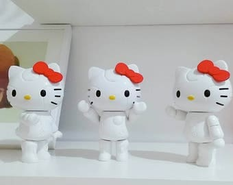Hello Kitty Robot Kitty Sg limited edition