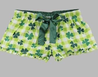 St. Patrick's Day  Boxers/ Monogram Boxers/ Pajama Shorts