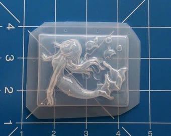 Mermaid mold