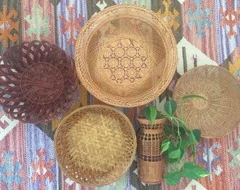 Boho Basket Set