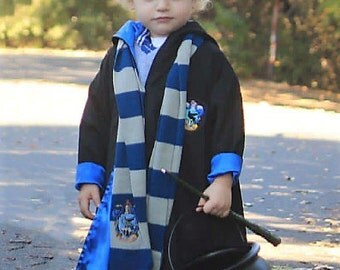 "Harry Potter House of Ravenclaw, Hogwarts school of Wizardry, ""ancient magic"" in SZ 2T to Teens"
