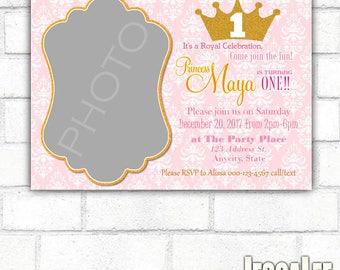 Princess invites Etsy