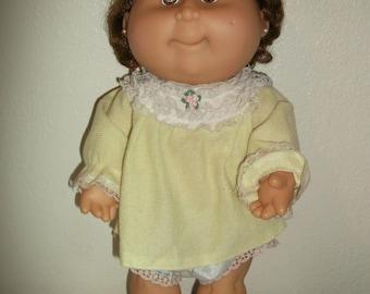 Vintage Cabbage Patch Kids Vinyl Doll 1991 Near Excellent!