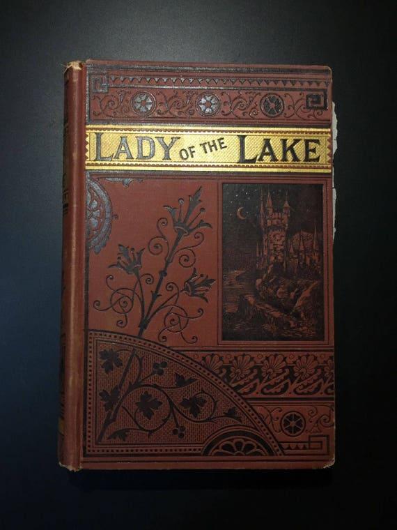 Lady of the Lake, Sir Wal...