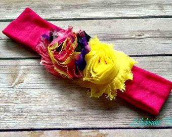Baby Headbands, Baby Shower Gifts, Newborn Headband, Baby Girl Headband, Baby Headwrap, Baby Headband Flower, Baby Hair Accessory, Kids Gift