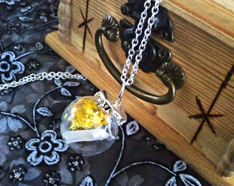 Sunny Spring Necklace
