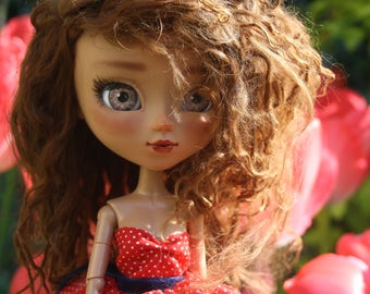 Pullip Daphne full custom doll ooak