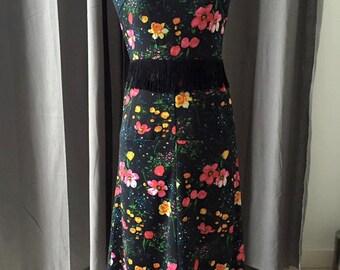 beautiful 70's dress