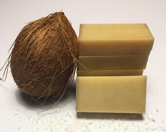 Coconut Paradise Cold Process Soap