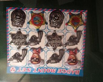 Lone Ranger Pinnies : Full sheet !!!