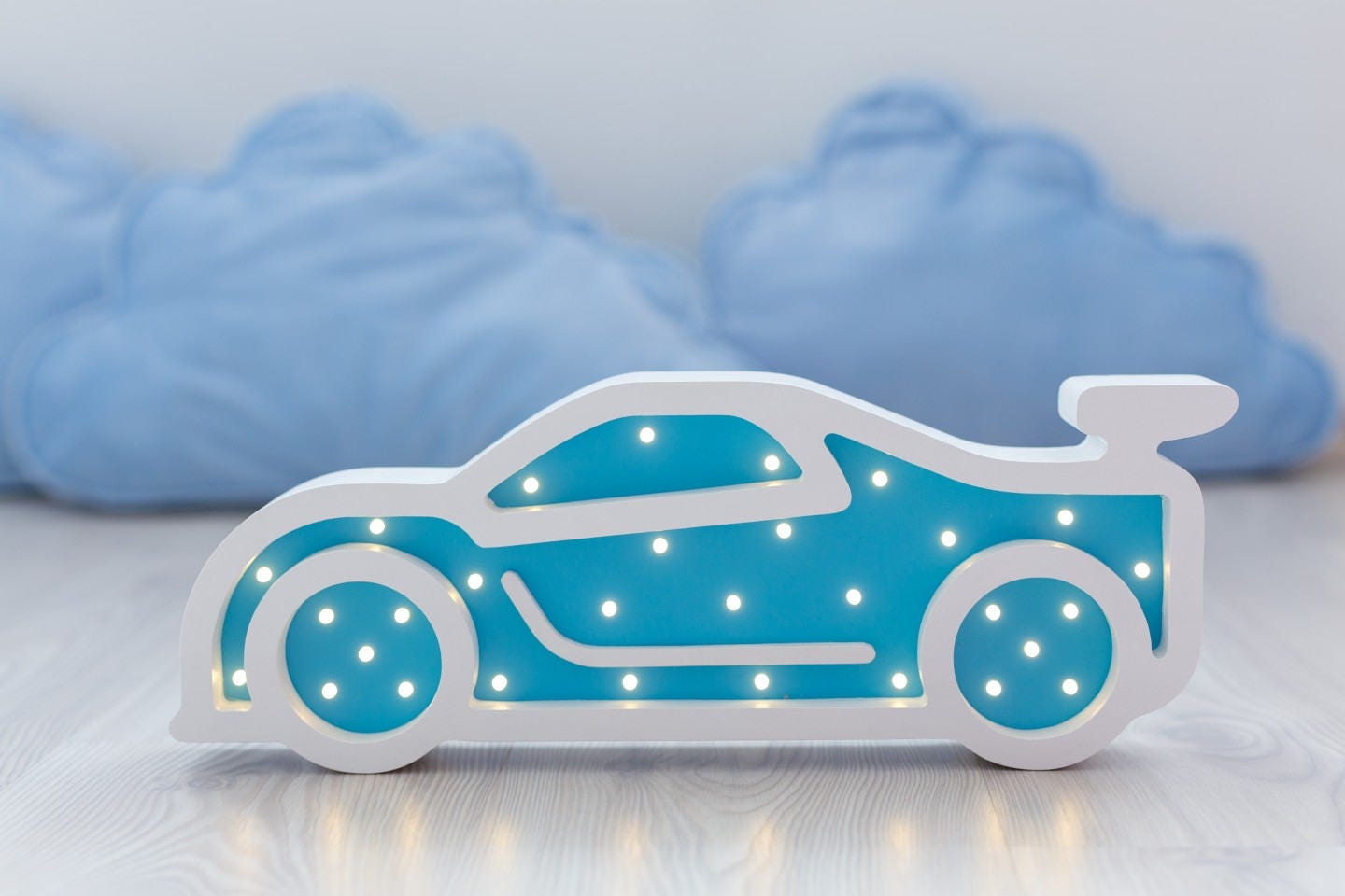 Nightlight Car Night Light For Boys Night Light Sport Car