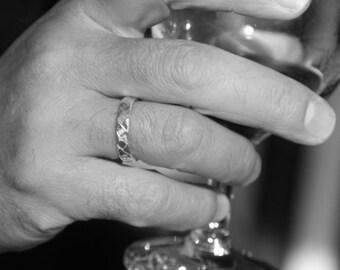 ring Silver 925 b14 man