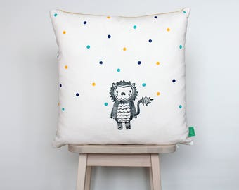 SALE | Cushion cover confetti Tiger
