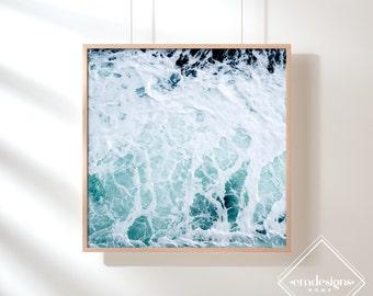 Ocean Art, Ocean Printing, Ocean Poster, Ocean, Wave, Printable Art, Instant Instant Download Ocean, Ocean Art, Sea, Landscape poster, ocean