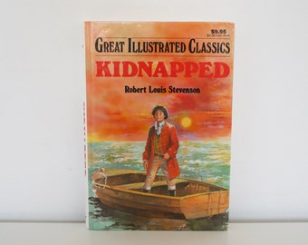 Kidnapped (1992) - Great Illustrated Classics book