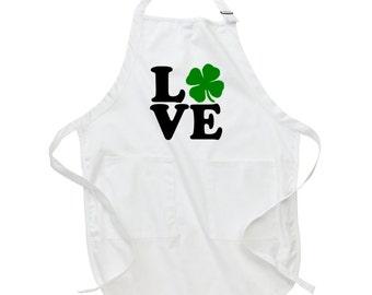 Irish Love Apron