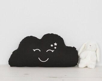 Cloud cushion modern nursery decor, cute newborn baby gift idea, Babyshower gift