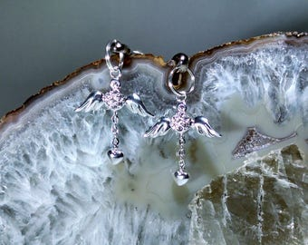 Sparkle and Fly Nipple Clamps