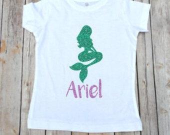 Personalized Princess Shirts