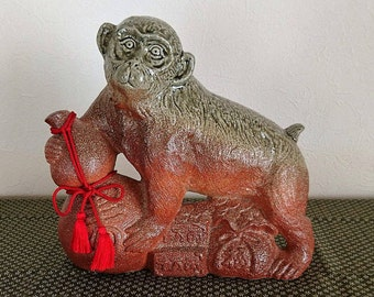 Original:  good fortune Monkey, the Guardian of Happiness  from Japan
