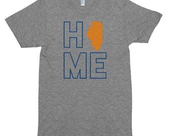 Illinois Home Triblend Super-Soft T-Shirt