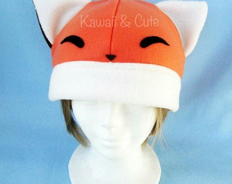 Hat Cute Fox