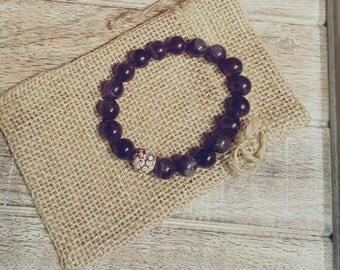 Crystal Bracelets/ Anklets { custom made for you }