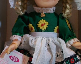 "8"" Shirley Temple Doll by Ideal"