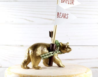 Graduation Gift Dorm Decor Baylor Bears Baylor University