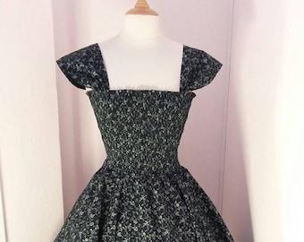 Petticoat dress sundress piece petticoat dress