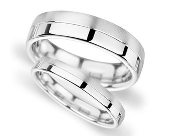 950 Platinum wedding bands. Platinum wedding rings. Platinum wedding band women. Platinum wedding band men. Platinum rings.