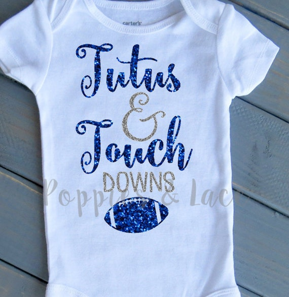 Items similar to Tutus & Tuch downs Bodysuit Baby Girl