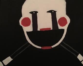 The Marionette Portrait