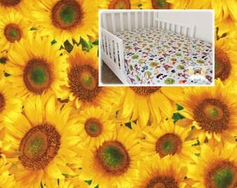 Sunflower Bedding Etsy